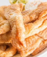 Fried Alaskan White Fish